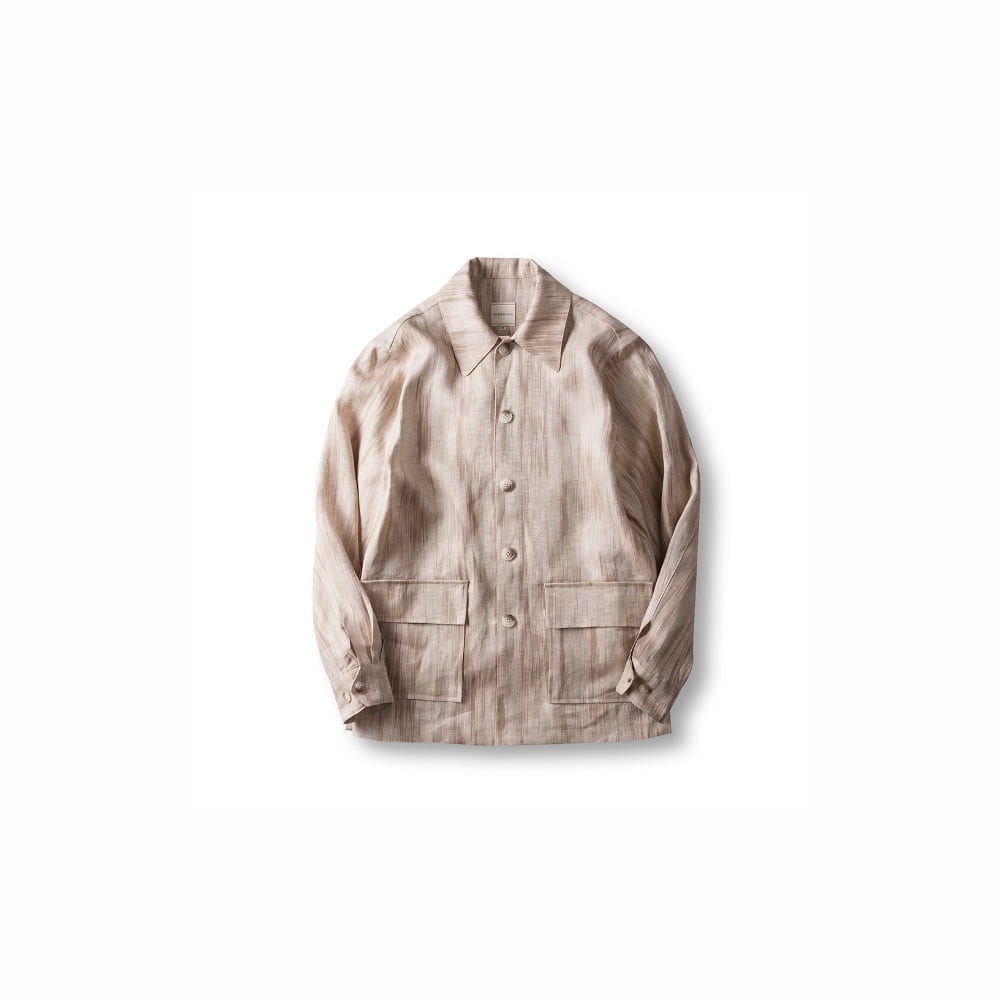 Linen Cardigan Jacket - Limited